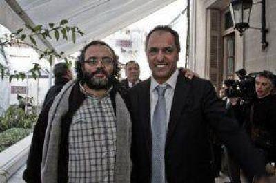 Encuentro con Scioli y apoyo a Cano en Tucumán