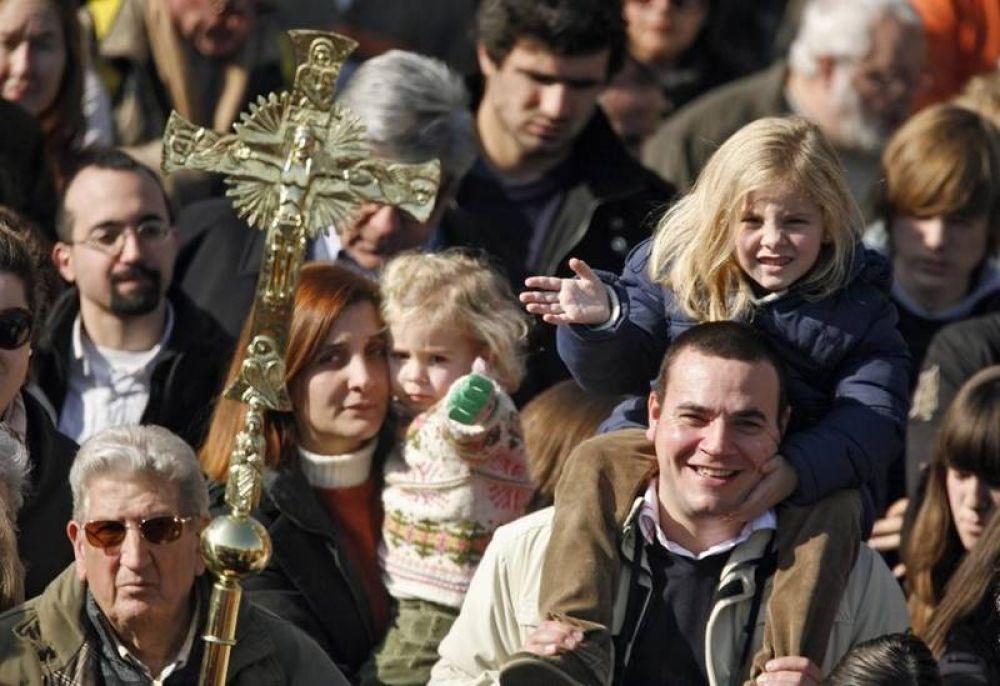 El Papa: las familias no son un obstáculo para el sistema productivo