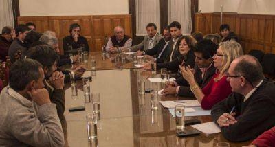 Diputados y Productores elevaron un Proyecto de Declaración