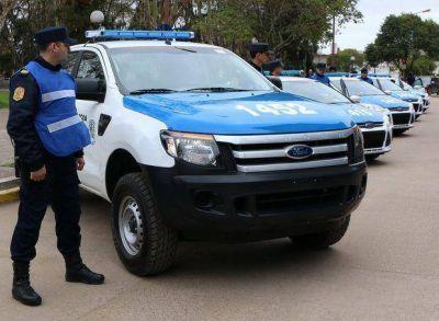 Gualeguaychú recibió 7 de los 55 móviles que Nación prometió para Entre Ríos