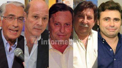 Varisco alineó los candidatos que compitieron en la interna de Cambiemos