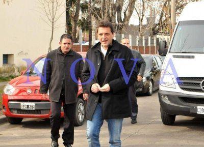 Massa acusó a Szpolski por supuesta