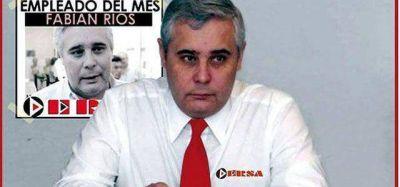 ECo quiere saber si Ríos pagó 120 mil pesos por un sitio web y si el monopolio ERSA tiene un seguro por accidentes