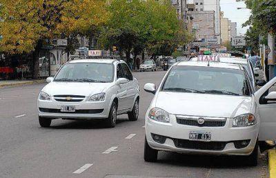 Dicen que el Concejo Deliberante aprobara hoy un aumento del 32 % para los taxis