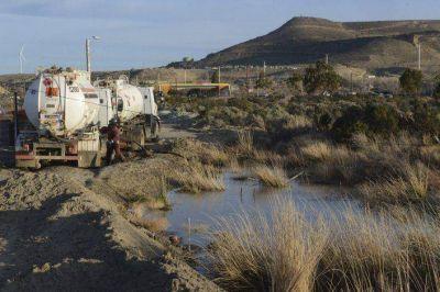 Las tareas de remediación se despliegan por los barrios afectados de zona norte