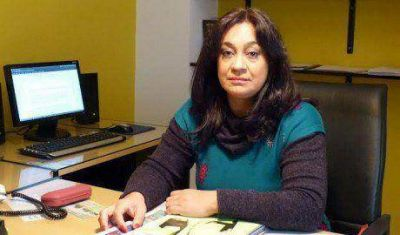 La legisladora Fernández destacó el refinanciamiento de la deuda rionegrina