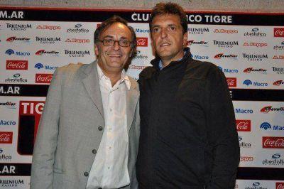 """Rodrigo Molinos: """"Szpolski viene a Tigre a estafar a los vecinos como lo hizo con sus lectores y empleados"""""""