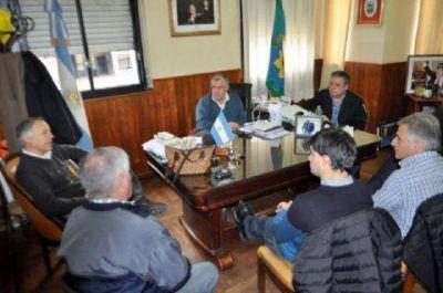 La Provincia evaluará la situación de empresas y comercios locales afectados por la inundación