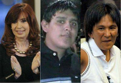 Cristina y la UCR se cruzaron por la pertenencia pol�tica del militante asesinado