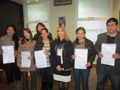 Contrato para profesionales del hospital de Andalgalá