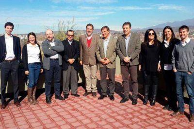 Cipolini participó de nuevo encuentro con intendentes en la Provincia de Mendoza
