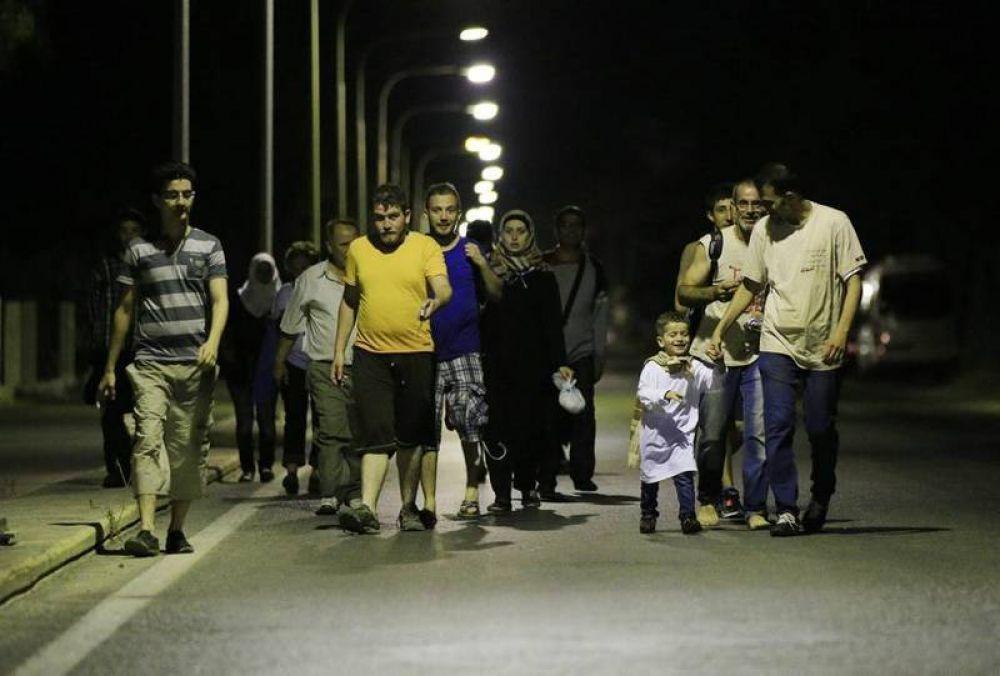 Francisco: los migrantes nos preguntan, la respuesta es la misericordia