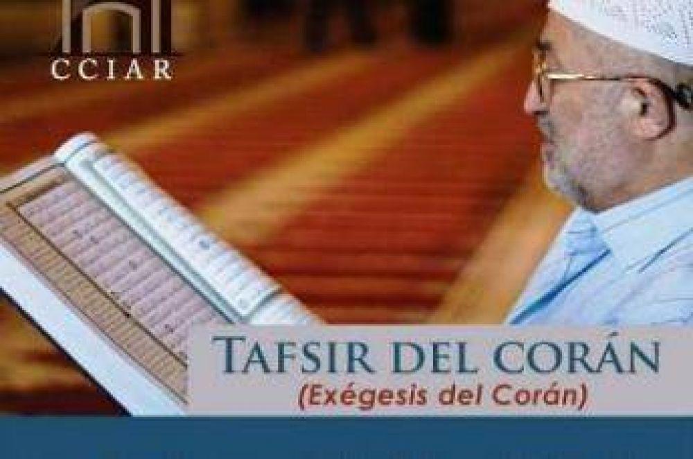 Clases abiertas de exégesis del sagrado Corán en Buenos Aires