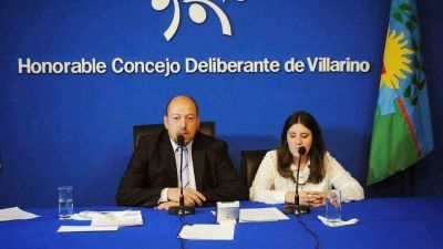 Villarino: dijo que le pidieron la renuncia porque su padre apoyó al candidato de Cambiemos