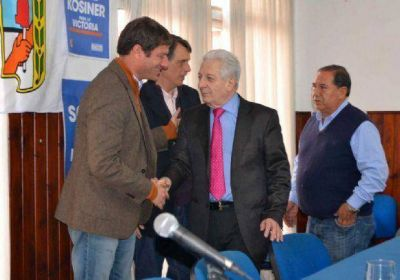 """Javier David: """"Daniel Scioli asegura estabilidad y previsibilidad"""""""