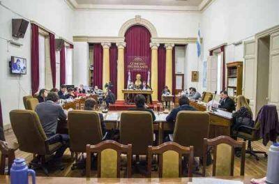 El Concejo Deliberante volvió a sesionar después de las PASO en un clima distendido