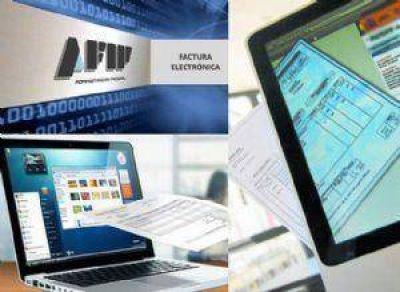 Comercio planteó que la factura electrónica no podría funcionar en los departamentos alejados
