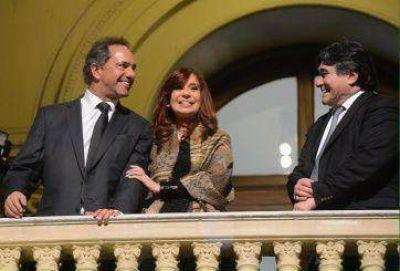 Octubre 2015: CFK se subió a la Ola Naranja