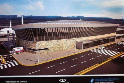 El mes que viene se licita la nueva terminal aérea