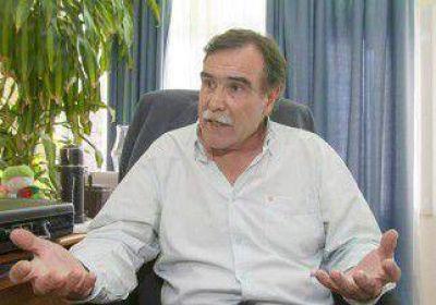 """Bertoldi no aguantó más y lo trató de """"traidor"""" a Rioseco"""