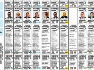 Junta electoral confirma que las elecciones son el 6 de septiembre