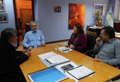 Obras para Ushuaia; no hay objeción técnica de Nación