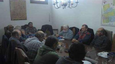 Reunión zonal de sociedades rurales en Balcarce