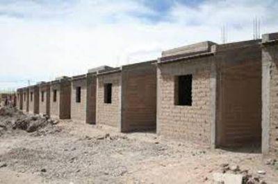 El IPV construye gran cantidad de viviendas para abor�genes