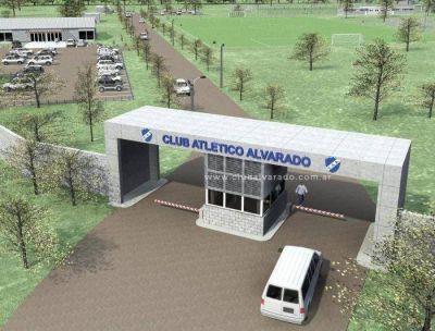 """Robo en la Villa Deportiva del Club Alvarado: """"Duele, molesta y enoja"""""""