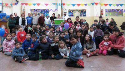 SUTERyH celebró el Día del Niño