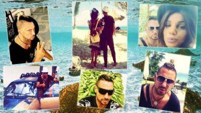 El Tirri y Mimi, de vacaciones en República Dominicana… ¡y un extravagante cambio de look!