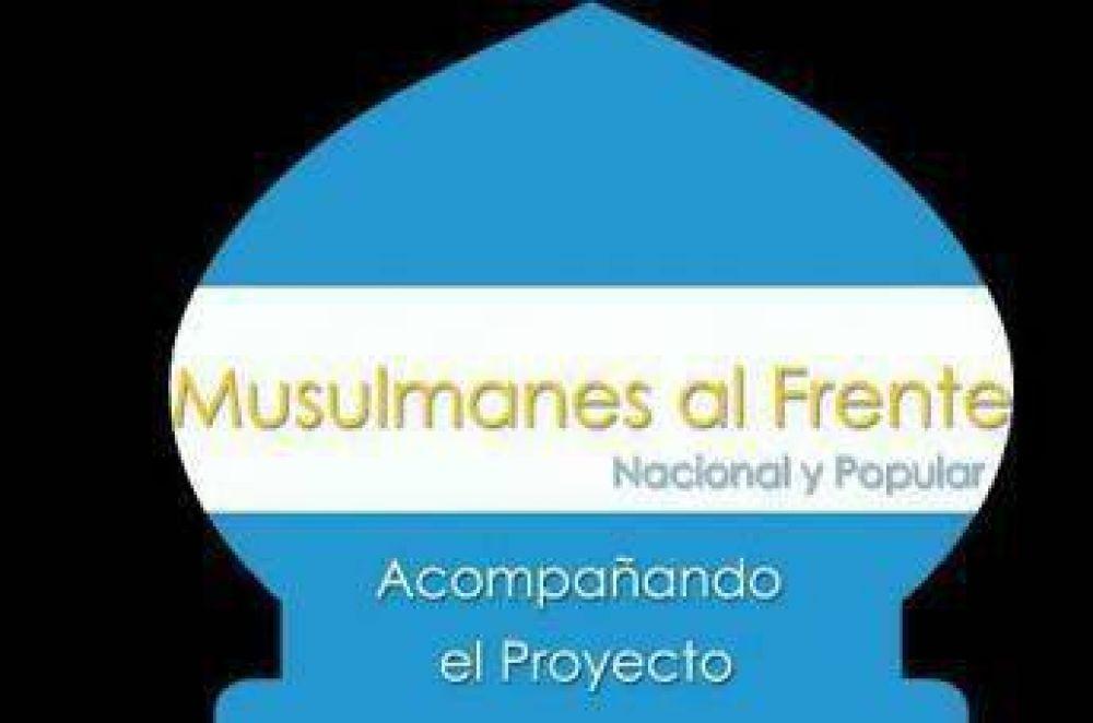 """Lanzarán el espacio político """"Musulmanes al frente"""" en Argentina"""