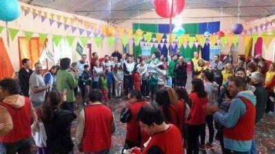 AEFIP festejó el Día del Niño