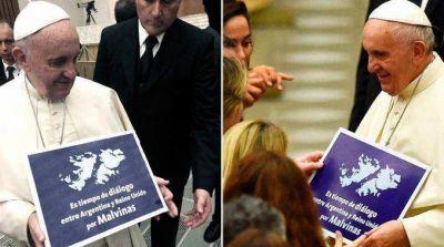 Karcher sobre el gesto de Francisco por Malvinas: