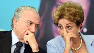 Brasil: un poderos banquero salió a respaldar a Rousseff
