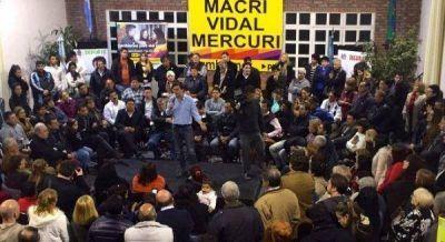 Mercuri agradeció a sus fiscales y los comprometió a redoblar esfuerzos de cara a octubre