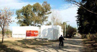 Santa Fe: Bonfatti inaugura un caps