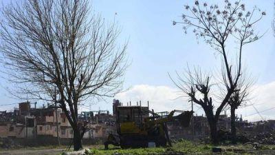 Toma en Lugano: aún falta 1 año para la urbanización