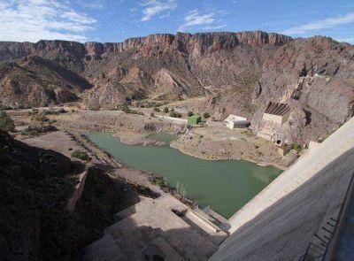 Atuel: soltaron en Valle Grande, un caudal de 36 metros cúbicos
