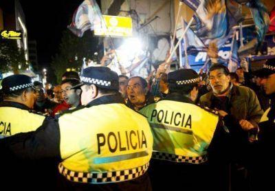 La Junta Electoral vivi� una jornada de asedio opositor y preocupaci�n oficialista
