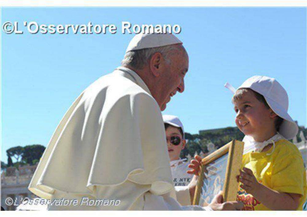 Hacia la 100ª Audiencia General del Santo Padre Francisco
