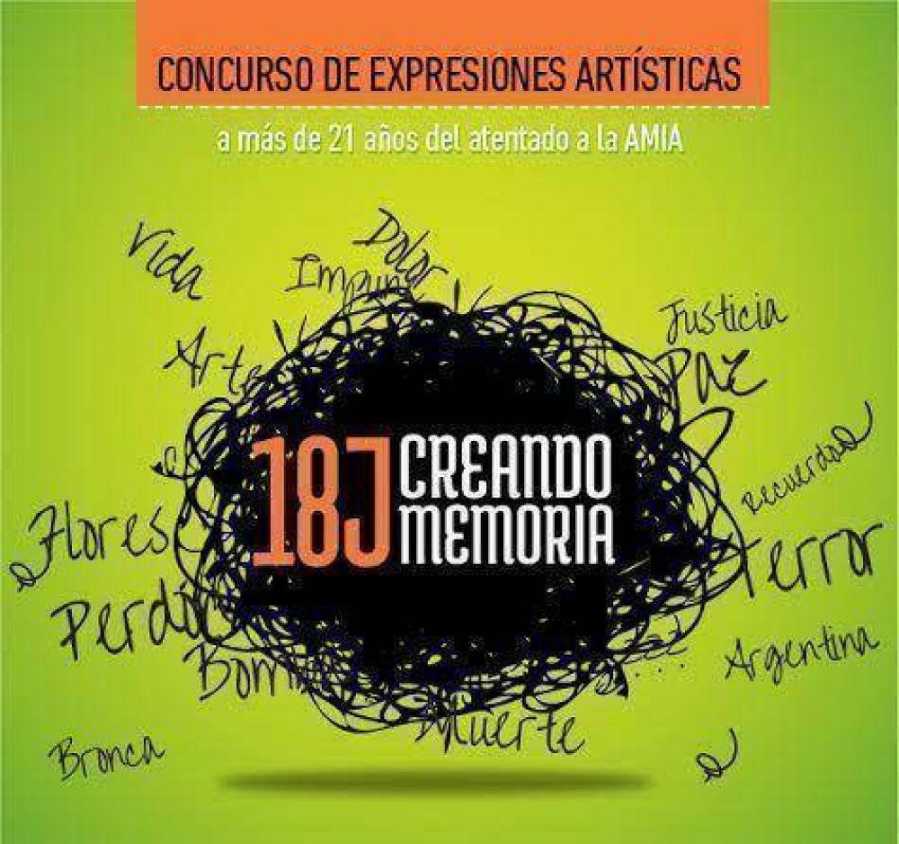 """AMIA: Segunda edición Del Concurso de Expresiones Artísticas """"Creando Memoria"""""""