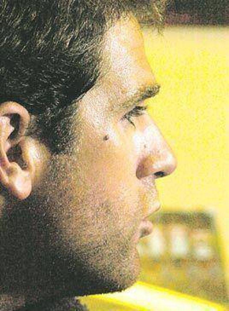 """""""En 2010 yo salgo y Adrián va preso""""."""