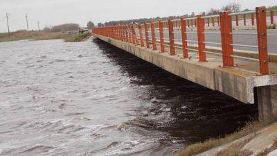 En Pila, el 70% del distrito est� bajo el agua