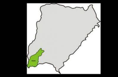 Exhibici�n de padrones de postulantes y Sorteo de 50 viviendas en Esquina