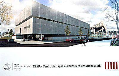 Pulti presentó el proyecto para crear del primer hospital municipal