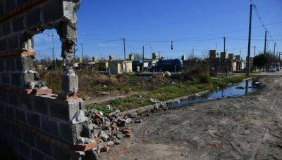 Reconstruirán muro que separa Matienzo de Villa Aspacia