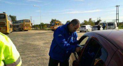Seguridad vial y operativo especial