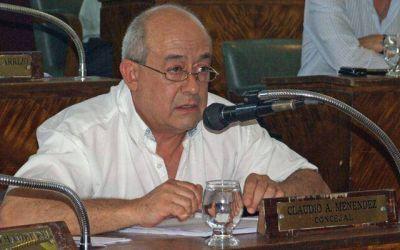 """Para Menéndez, """"prevalecerá el voto útil"""" en octubre"""