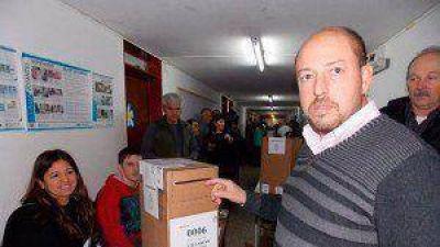 Villarino: el candidato a intendente de Progresistas bajó su candidatura